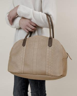 B. May Soft Zip Tote