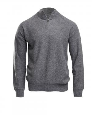 Hartford Quarter Zip Sweater
