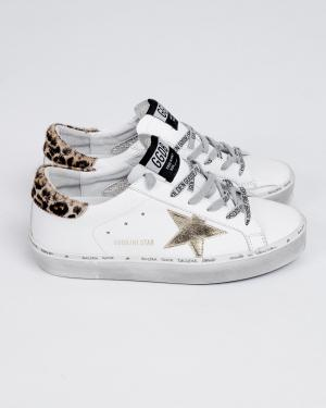 Golden Goose Hi-Star Sneakers