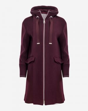 Herno Hooded Knee Length Coat