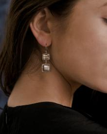 Dana Kellin earring. Trunk Show Wed–Sat, Dec 9–12. Private appointment available