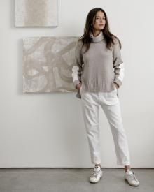 Brochu Walker sweater Trunk Show Wed–Sat, Nov 4–7 Private appointment available Ximena cargo pant Golden Goose sneaker