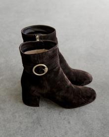 Gianvito Rossi Buckle Boot
